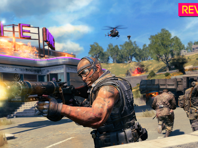 Call of Duty: Black Ops 4: The Kotaku Review