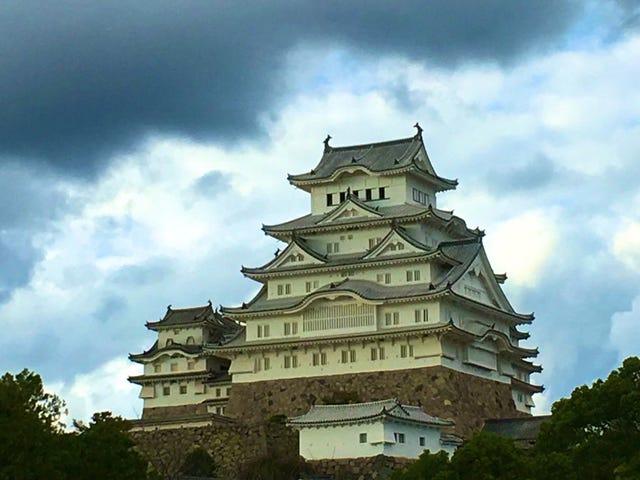Himeji Castle. Hyogo Prefecture, Japan