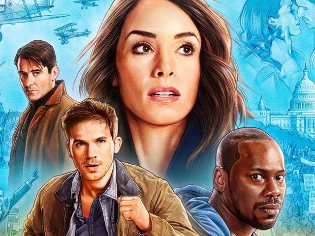 Timeless Will Get a Chance at Closure With a Special 2-Hour Finale