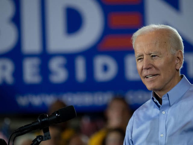 The Republican Party is Absolutely Banking on Biden's Terrible Record to Bring Him Down