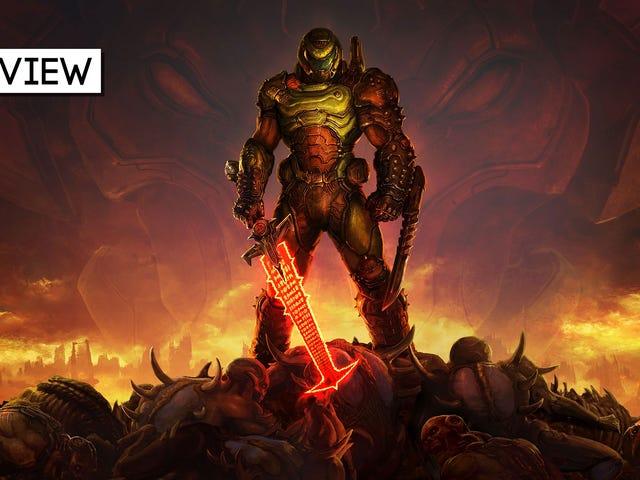 Doom Eternal: The Kotaku Review