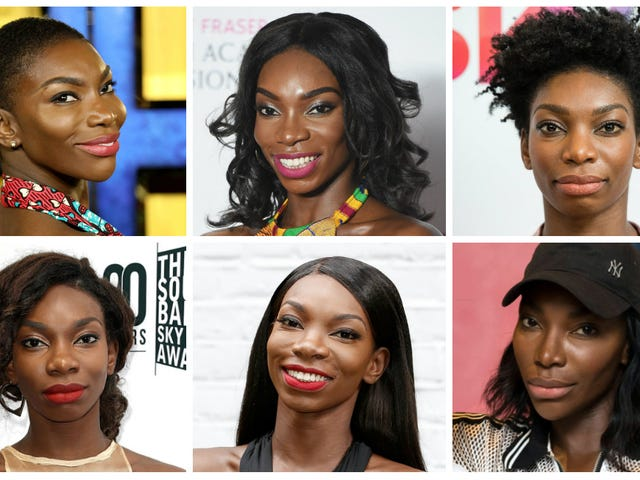 She Is Not Her Hair: Why We Love the Many Styles of Michaela Coel