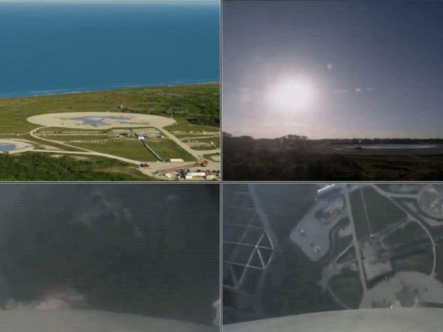 Η SpaceX παραπέμπει σε προκλήσεις του Falcon Heavy por primera vez στην ιστορία