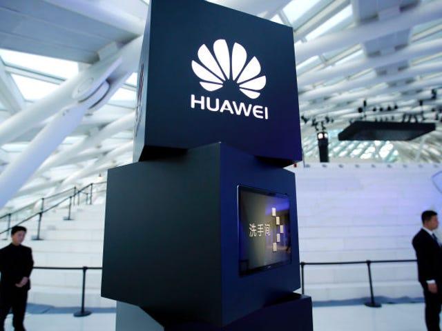 Los planes de Huawei para entrar en EE.UU. con AT&T y Verizon han sido cancelados por presiones del gobierno