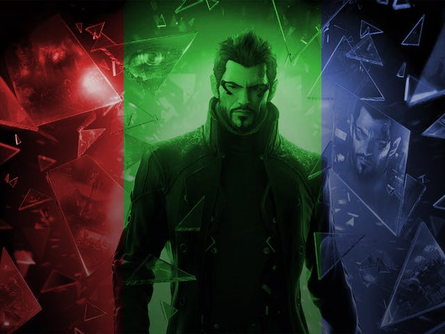 What Deus Ex: Human Revolution has in Common with Mass Effect 3