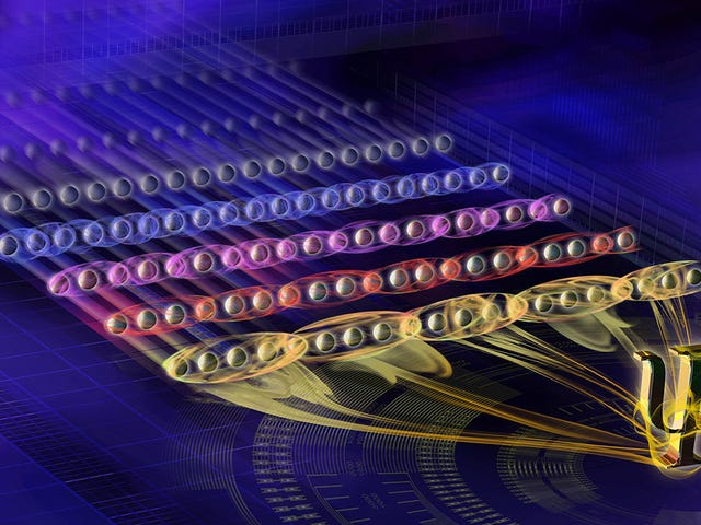 Nuevo récord en computación cuántica: logran medir de forma estable 20 qubits entrelazados