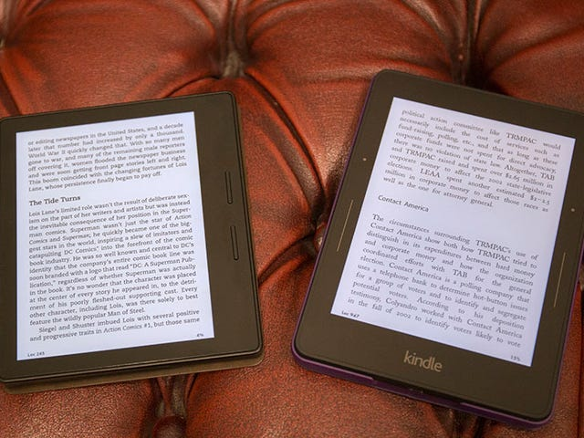 Amazon's Discounting Their Entire Kindle Lineup For Prime Members, Including the Oasis
