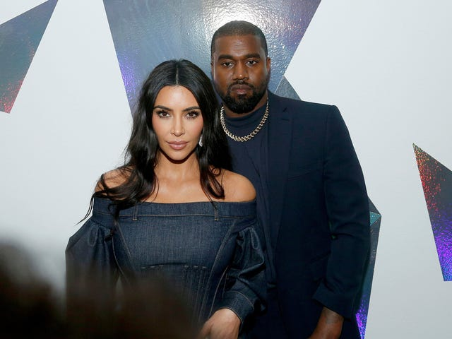 Maybe This Is It For Kim and Kanye