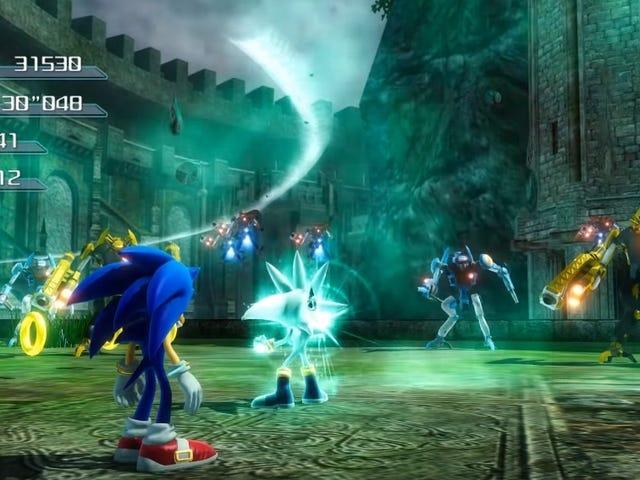 Поклонники пытаются исправить печально известный плохой <i>Sonic 2006</i> помощью римейка