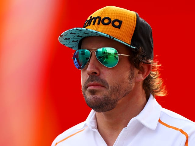 Fernando Alonso Is Retiring From F1
