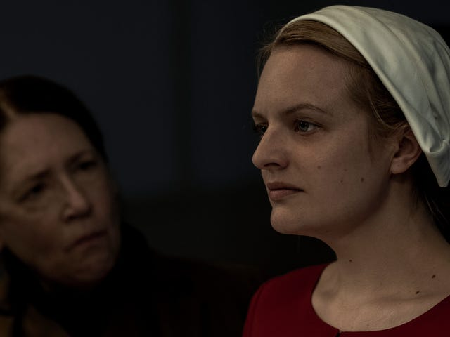 The Handmaid's Tale Returns With Fire, Fury, and Revolution