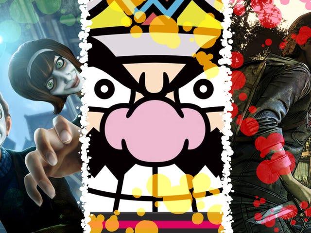 Chứng loạn thần, ảo giác của Wario và nhiều trò chơi khác sẽ được chơi vào tháng 8