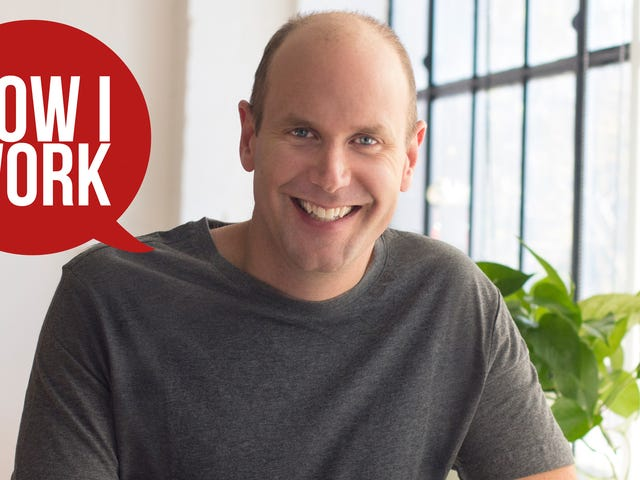 I'm FreshBooks Co-Founder Mike McDerment, and This Is How I Work