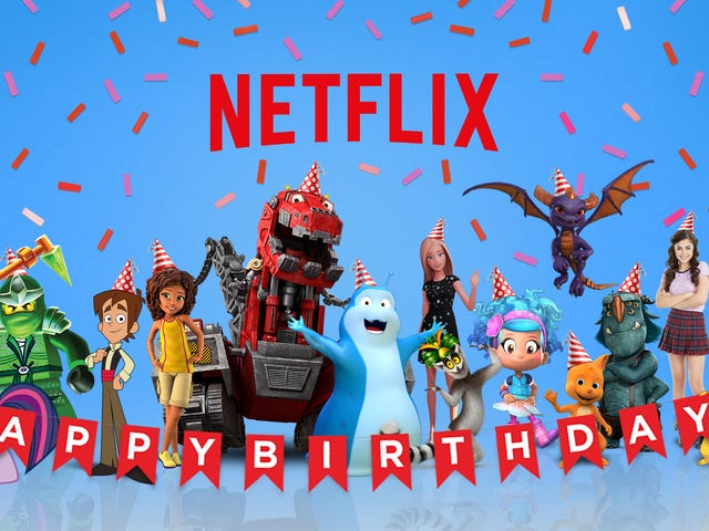 """Get Your Kid a Birthday Greeting From Barbie or Pokemon With Netflix's """"Birthdays On Demand"""""""