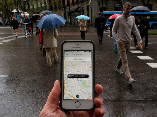 Uber Is Getting A New Privacy Policy