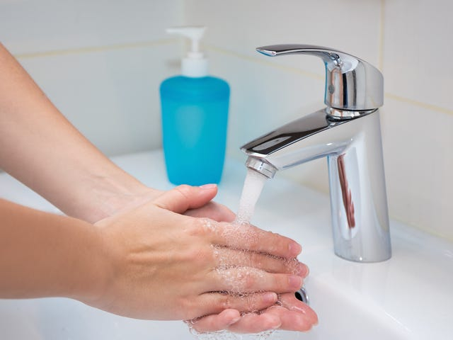 The FDA Has Banned 19 Ingredients From Hand Soap Because They Don't Do a Damn Thing