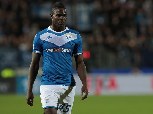 Soccer Star Mario Balotelli Threatens to Leave Game After Enduring Racial Abuse, Monkey Chants