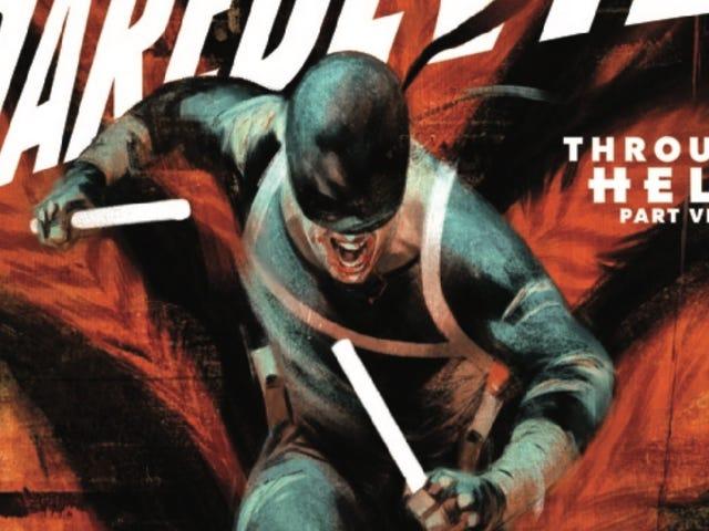 แมตต์เมอร์ด็อกได้รับการอภัยบาปของเขาใน Daredevil # 17 สุดพิเศษนี้