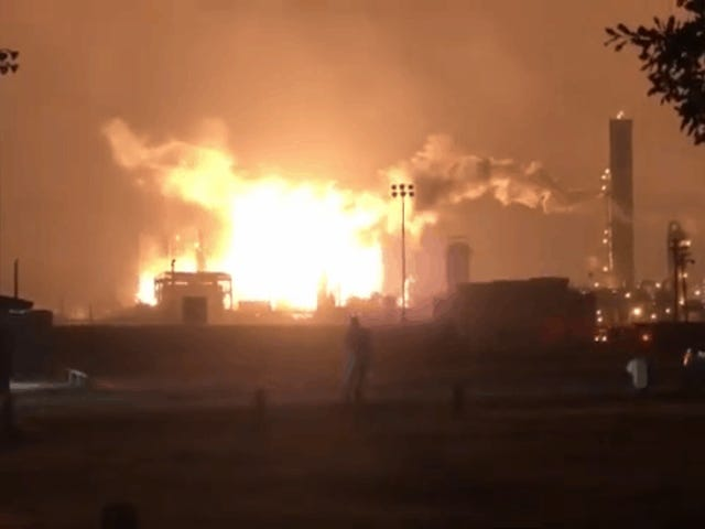 Massive Explosion at Texas Chemical Plant Felt Miles Away, Damages Nearby Homes