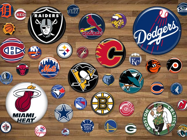 Xếp hạng các Logo tốt nhất trong Bốn môn thể thao chính - Phần I (Tốt)
