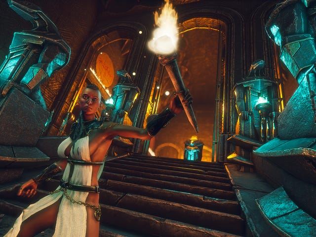 Conan Exiles' First Big Expansion Enters Early Access Today