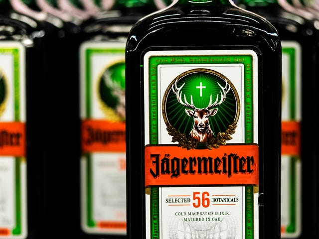 Oh great, Jägermeister wants to give away shots in airports