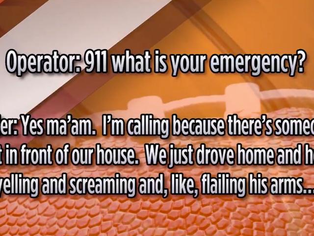 Browns Fan ble så spent på Odell Beckham Jr., hans nabo ringte på politiet