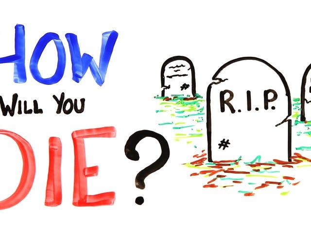 Bilime Göre En Çok Ölmek Nasıl Olabilir?