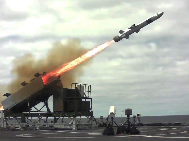 Το αμερικανικό ναυτικό ψάχνει να οπλίσει τα πλοία του με πλοία με πυραύλους και εντολές