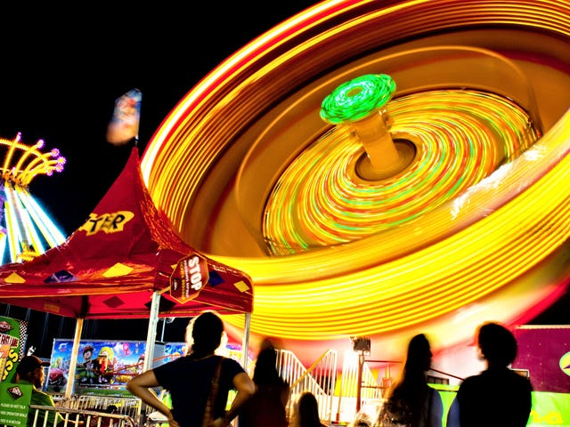 Are Fair Rides More Dangerous Than Amusement Park Rides?