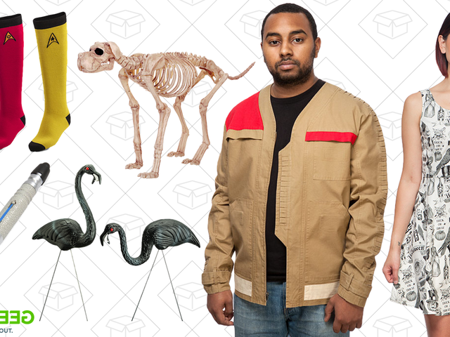 Basically Everything You Need For a Great Halloween is On Sale at ThinkGeek