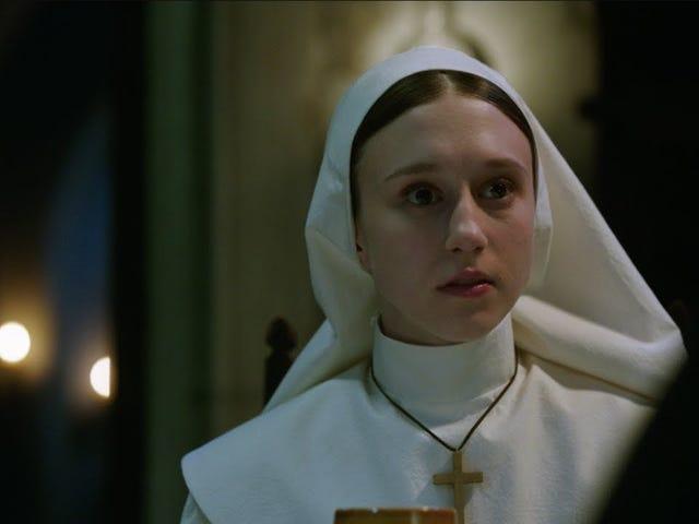 Hvis du ikke ser denne trailer til The Nun til slutningen, bliver dine knægtene rappede