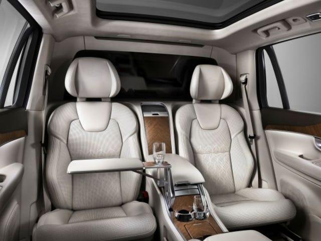 Interiør showdown: Volvo XC90 vs Bentley Bentayga