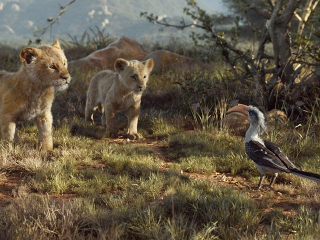 The Lion King Soundtrack Listing Reveals Chiwetel Ejiofor Will Sing 'Be Prepared' After All