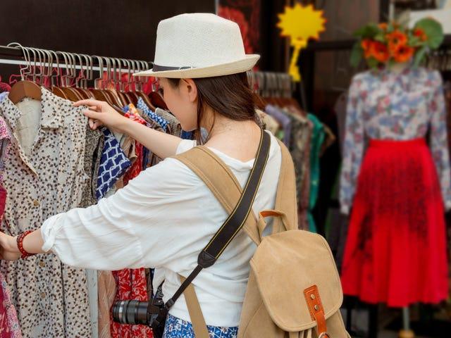 Etsi nopeasti vaikeasti löydettäviä tuotteita tällä vintage-vaatteiden hakukoneella