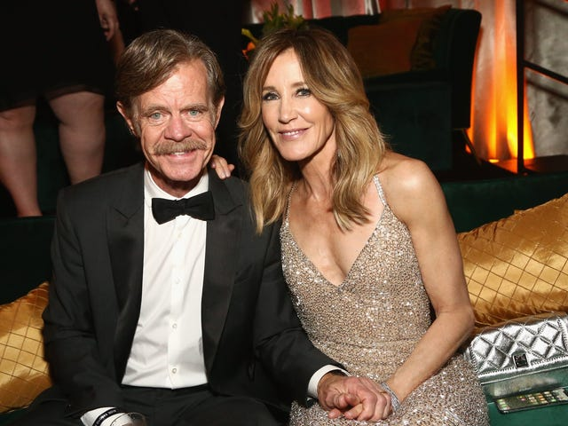 Felicity Huffman Posts $250K Bail After FBI Nabs Her at Gunpoint