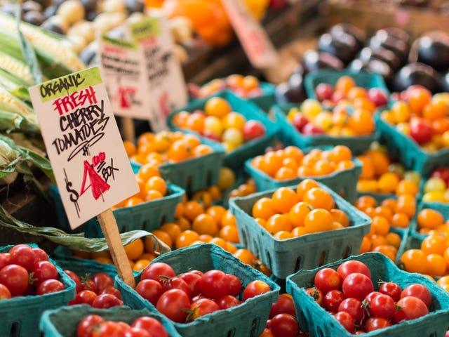Qual è il più grande mercato degli agricoltori nella tua città?