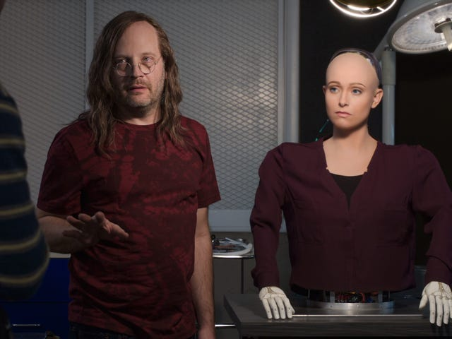 Facing the uncanny valley, Silicon Valley misses the chance to jump right in