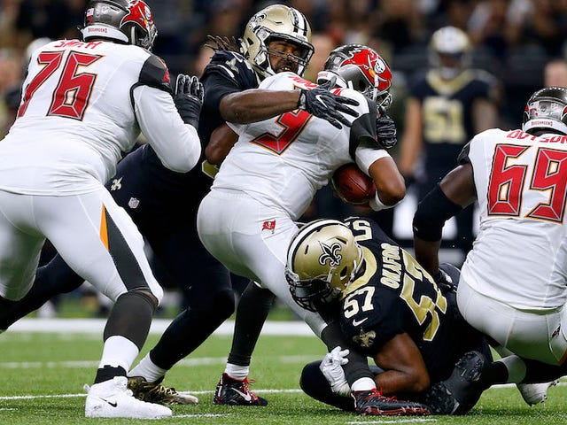 How The Saints' Defense Finally Got Its Act Together
