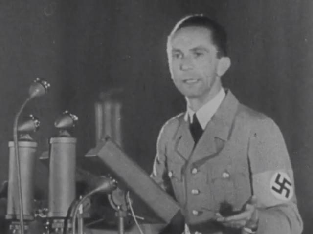 YouTube förbjuder anti-nazistisk dokumentär från 1938 för brott mot hatpolitiken