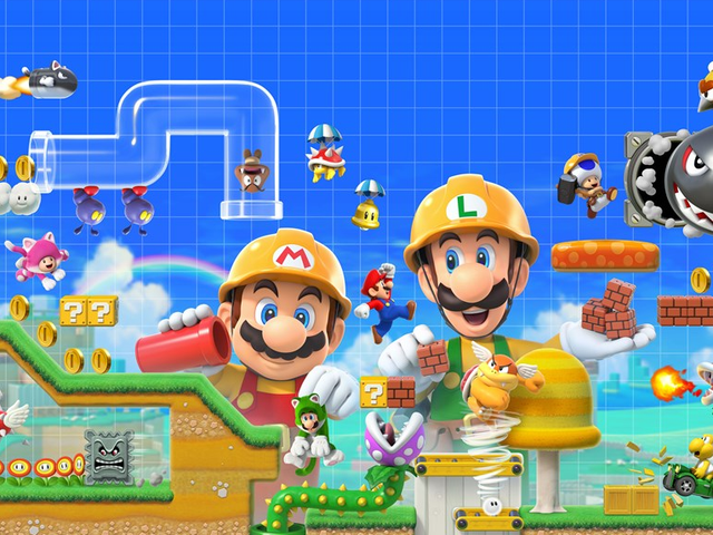 Super Mario Maker 2 Won't Let You Play Online With Friends