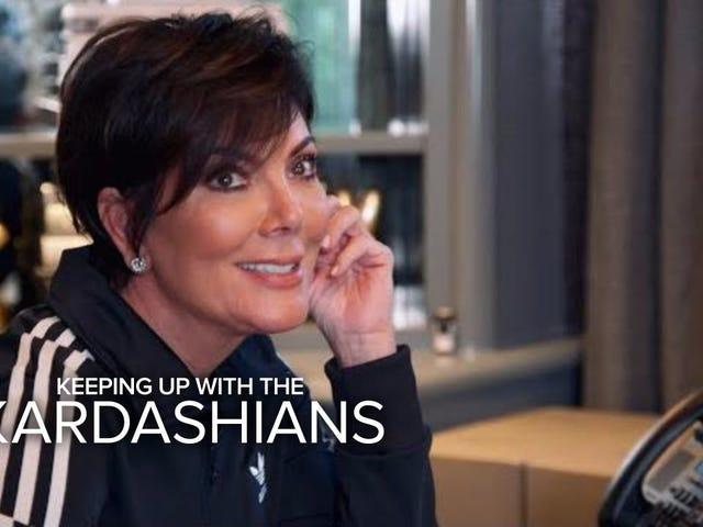 Kardashians는 그들의 E를 확장한다!  5 개의 더 절기를위한 계약