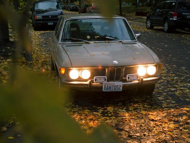 A Squeak, A Creak, And Iron Determination: Our 1970 BMW 2500 Aims For Detroit Next