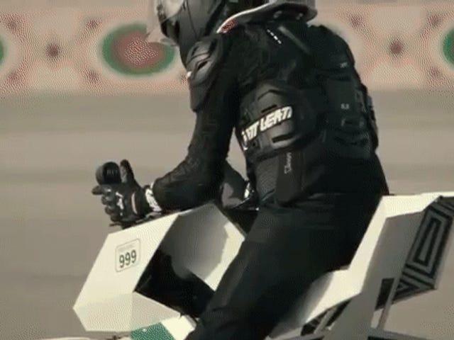 Polis di Dubai Adakah Mendapatkan Real Tunggangan, Sangat Berbahaya Melihat Hoverbikes