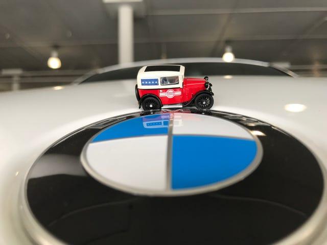 ///May - Tiny Van, Sir: BMW Dixi Lieferwagen