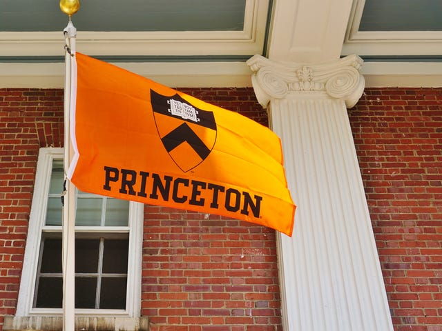 Princeton University Admitted Systemic Racism Is a Problem So the Department of Education Launched an Investigation