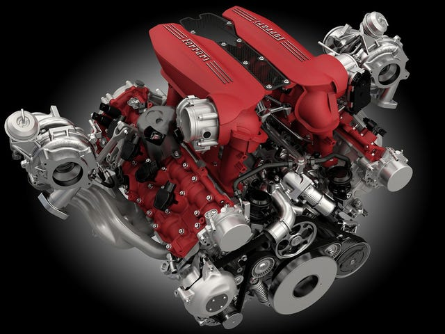 Ferrari Says That A Hybrid V8 Is 'Coming For 2019,' Will Undoubtedly Power Hopes And Dreams