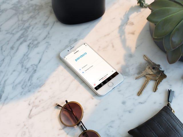 Jak kontrolować głośniki Sonos za pośrednictwem aplikacji Pandora
