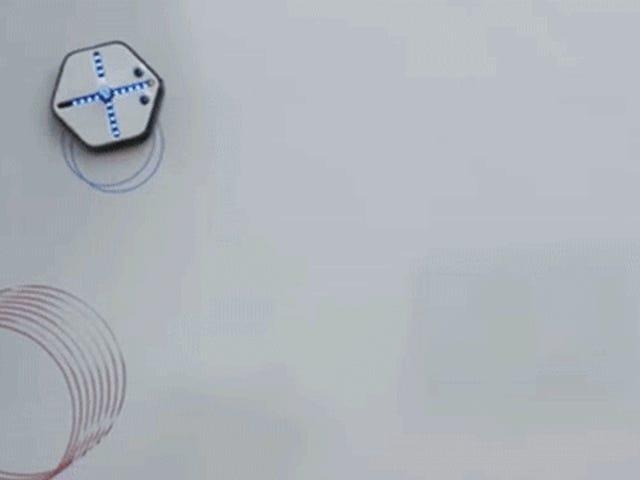 Questo adorabile robot può aiutare i bambini a programmare
