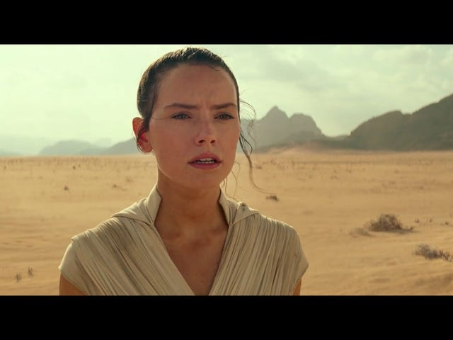 Star Wars: The Rise of Skywalker - Análisis del primer trailer